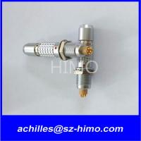 China Metal 6-pin electronic connector lemo equivalent on sale