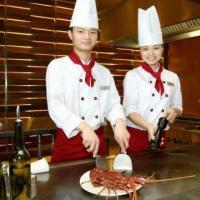 Hotel Food Service Equipment/Teppanyaki Grill for Chef Site Show Manufactures