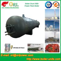 Cheap Customization Diesel Boiler Drum Thermal Insulation With Water Tube for sale