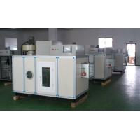 Stand-alone Industrial Air Dehumidifier , Desiccant Rotor Capacity 23.8kg / h Manufactures