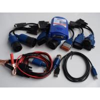 Quality truck diagnosis nexiq 125032 usb link truck scan tool cables with laptop cf52 for sale