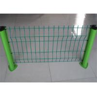 Stainless steel galvanized welded wire mesh fence panels for home garden temporary Manufactures