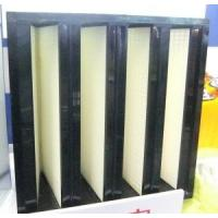 Sub-High Efficiency V-Style Filter (F6/F7/F8/F9) Manufactures