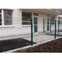 Customized size galvanized welded wire mesh panels , welded steel wire fencing Manufactures