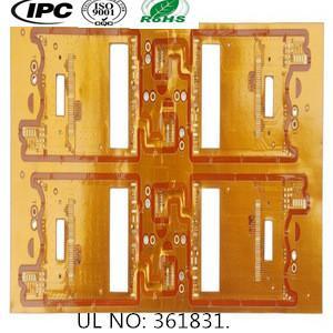 TACONIC Base Rigid Flex PCB Electrostatic Bag 4 Layer Circuit Board Manufactures
