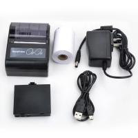 High Quality Bluetooth Handheld 58mm thermal Mobile pos Bluetooth Printer Portable Manufactures