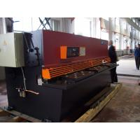 Mild Steel CNC Hydraulic Shearing Machine To Cut Metal Plate