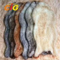 Waterproof Anti - UV Fashional Designs Faux Fur Fabric for Upholstery Manufactures