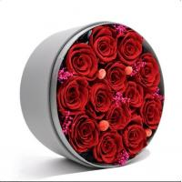 Beautiful Preserved Rose Gift Box Gift Idea For A Special Occasion Manufactures