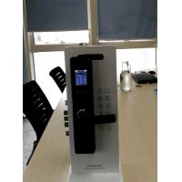China Smart Face Recognition Door Lock With Handle , Password And Palm Vein on sale