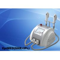 SHR Painless Hair Remover , Hair Depilation Machine Body Hair Removal For Men Manufactures