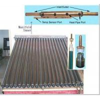 color steel pressurized solar hot water heater Manufactures