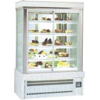 Fan Cooling 4 Layer R134 Cake Display Freezer Manufactures