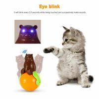 Safe puzzle funny  Sound And Light Ball five kinds of sounds  pet bear & tumbler toys Manufactures