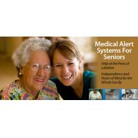 Lifemax Autodial Elderly Medical Help House Alarm systems with two blue panic buttons Manufactures