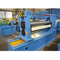 Minimum Burr Steel Slitting Line , Steel Cut To Length Line Automatic Coil Loading Manufactures