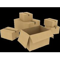 decorate cardboard box black for stationery Manufactures
