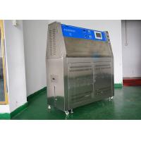 ASTM Standard UV Accelerated Aging Test Chamber With Programmable Controller Manufactures