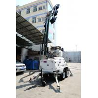 H1000 Mobile Light Tower generator/diesel generator with 404D-22G(Perkins) Manufactures