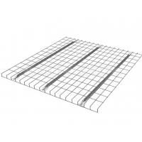 Industrial Wire Mesh Decking High Visibility Pallet Rack Wire Deck Dividers Manufactures