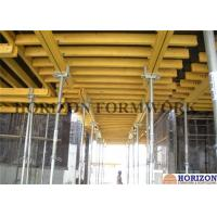 Flexible Concrete Formwork Systems Slab Decking System 2.5m X 5m Size Manufactures