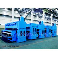 PET Fiber Non Woven Needle Punching Machine 3800mm For Waddings Manufactures