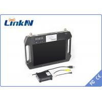 China QPSK Digital Portable Video Receiver , Wireless Hd Receiver 900MHz-2.7GHz Can Be Customized on sale