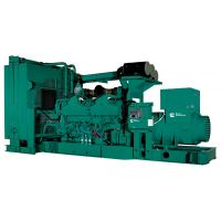 Quiet QSK60 Series Cummins Standby Generator 1500rpm Water Cooling Cycle