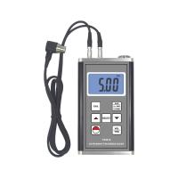 Aluminum Alloy Housing Ultrasonic Thickness Meter TG-8818 With Large Screen LCD Manufactures