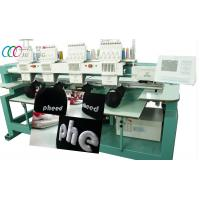 Mixed Tubular Multi-Head Embroidery Machine / Equiment , 110V / 220V Manufactures