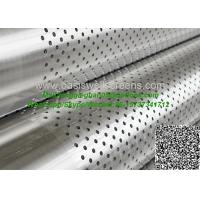 perforated pipes for sale with API 5CT standard used for water and oil filter Manufactures