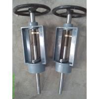 JIS F3024 F3025 Ship's Deck Stand Valve for opening and closing Valve , Manufactures