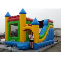 Cheap Kids Slide Inflatable Jumping Castle for sale