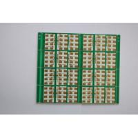 Cheap Laminate Rogers PCB 4350B 2 Layer PCB Substrate High Frequency Printed PCB Board for sale