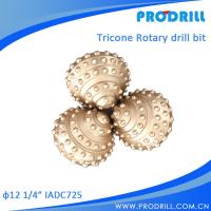 "12 1/4""IADC725 TCI Carbide button bit Manufactures"