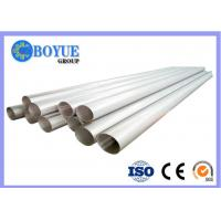 UNS S31254 SMO Duplex Stainless Steel Pipe Seamless Welded Pipe OD2'-48' Manufactures