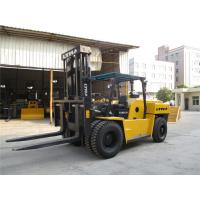 13 Ton Diesel Forklift Truck With Chinese Engine 3.5m Lifting Height Manufactures