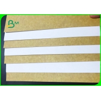 200gsm - 360gsm White Top Kraft Back Board In Sheet For Food Packages Container Manufactures