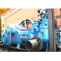 Deep Hole Water Well Drilling Mud Pump Diesel Engine Driven 850 L/Min Flow Rate Manufactures