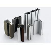 Modular T Slotted Aluminum Extrusion Profiles / Aluminum Door And Window Frames Manufactures
