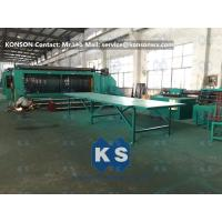 CE Certification Gabion Making Machine With Automatic Straightening / Cutting System Manufactures