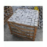 G623 Mid Grey Granite Paving Environmental Protection ODM Service Manufactures