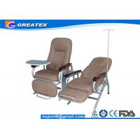 Multifunction Hospital Equipment Transfusion Chair / Seating Emergency Manufactures