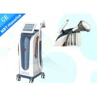Specially Designed To Remove Unwanted And Different Color Hair Faster Diode Laser Hair Removal With 3 Wavelength Manufactures