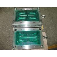 ABS / TPE  /TPR Cold Runner Household Molds , Ice Scraper Double Color Injection Mold Manufactures