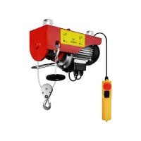 Electric Hoist With Large Power Motor, Electric Hoist For Manual Single & Double Beam, Electric Hoist For Cant Manufactures