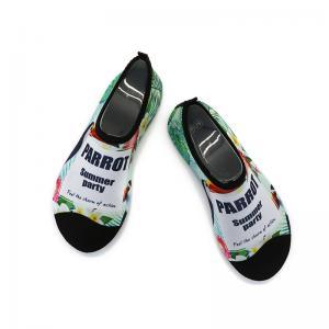 Autumn Mens Aqua Socks Water Shoes / Barefoot Aqua Socks Quick - Dry With Good Toe Cap Manufactures
