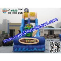Largest  Inflatable Bouncy Slide Rentals For Water Sport Games Manufactures