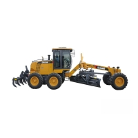 140HP GR135 Articulated Construction Motor Grader Machine Manufactures