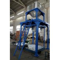 Cheap Customized Big Bag Filling Machine , Block / Cement Bagging Plant for sale